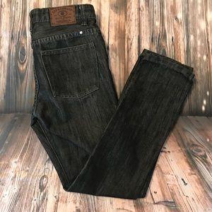 ⭐️Size 12 Boys Black Copper Slim Jeans